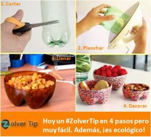 #ZolverTip  4 pasos