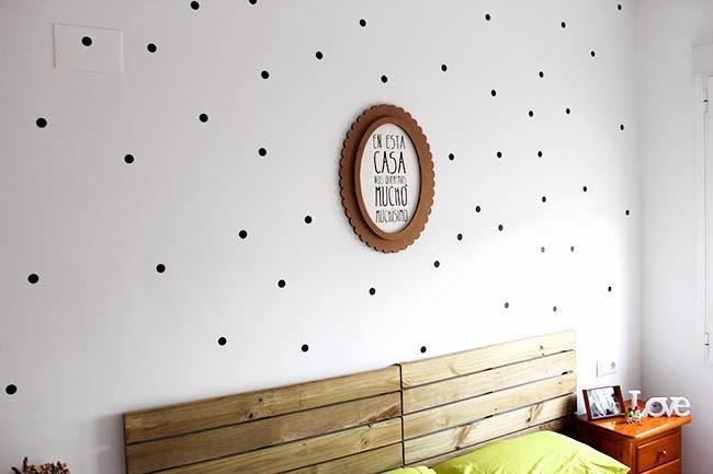 6 ideas de cabeceras de cama f ciles y econ micas - Como hacer una cabecera de cama acolchada ...