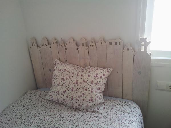 6 ideas de cabeceras de cama f ciles y econ micas for Camas en madera economicas